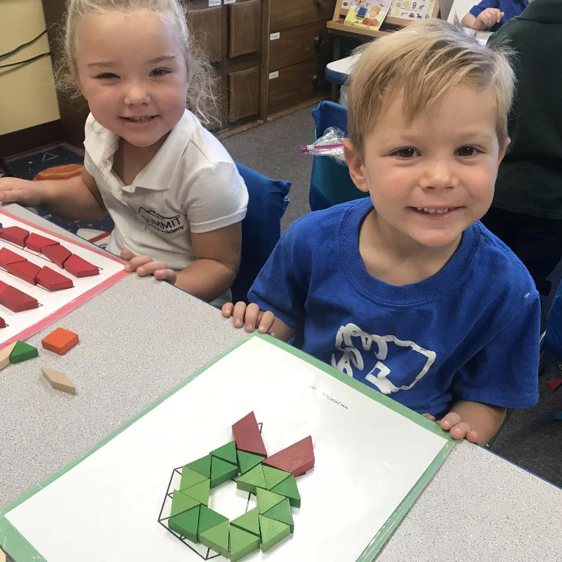 Pre-K Classes